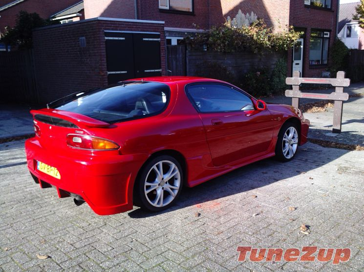 Mazda Mx 3 V6 1.8 - TuneZup - Tuning Fotos and videos 11352 - TuneZup
