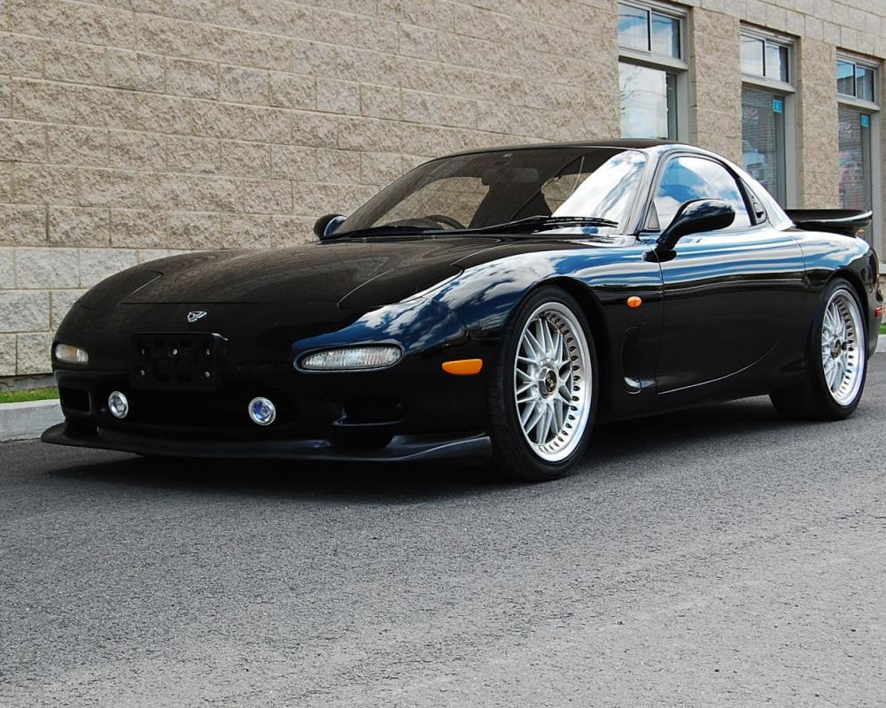 1993 MAZDA RX-7 FD Custom (With images) | Mazda rx7, Mazda, Twin turbo