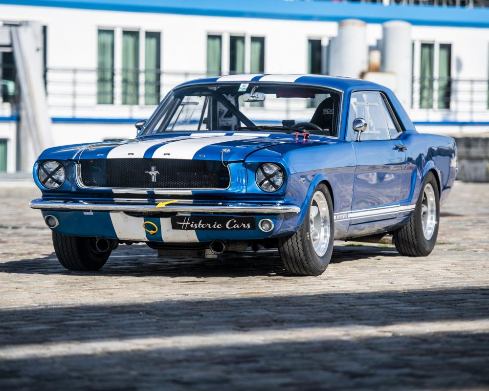 1965 Ford Mustang - COUPE to FIA Specs | Classic Driver Market