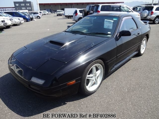 Used 1990 MAZDA RX-7 GT-R/E-FC3S for Sale BF402886 - BE FORWARD
