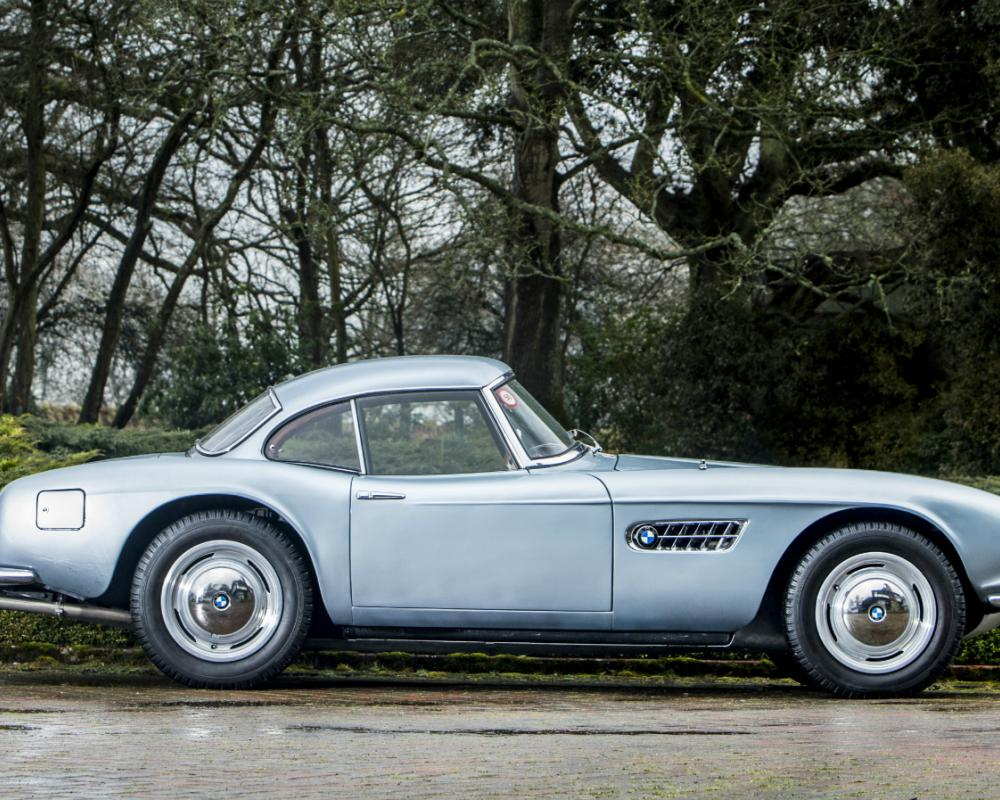 One careful F1 owner: John Surtees' BMW 507 set to sell for £2m