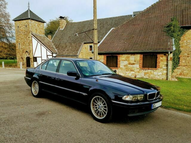 BMW 740iA Individual - Autogas LPG Prins 7€/100 km in Aachen ...