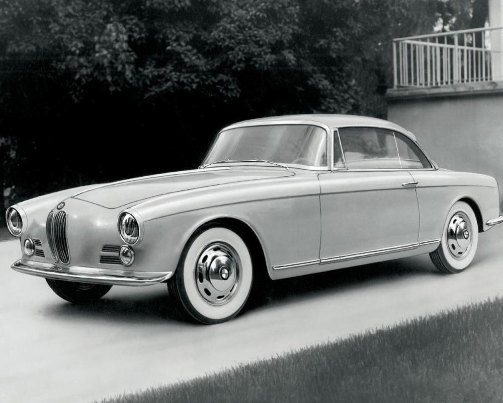 BMW 503 Coupe specs & photos - 1956, 1957, 1958, 1959 - autoevolution