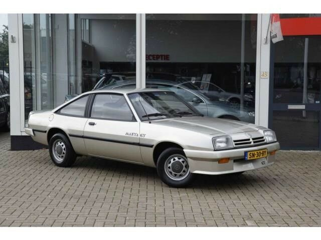 Wanted: Opel Manta Automatic | in Johnstone, Renfrewshire | Gumtree