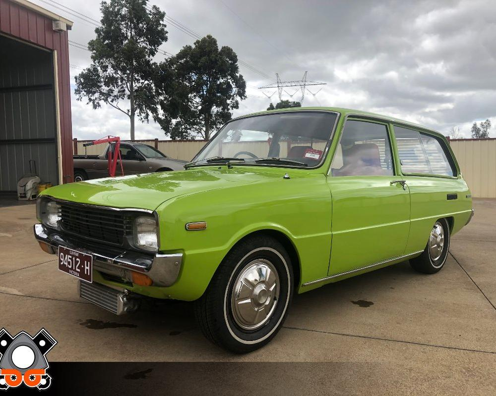 1974 Mazda 1300 wagon | Cars for Sale | Pride and Joy
