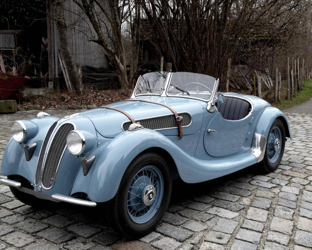 1934 BMW 303 Ihle Sport Roadster | | SuperCars.net