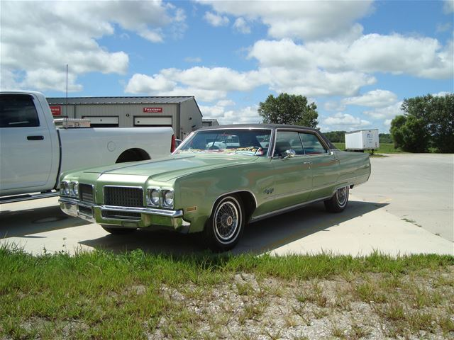 1970 Oldsmobile 98 For Sale , Iowa