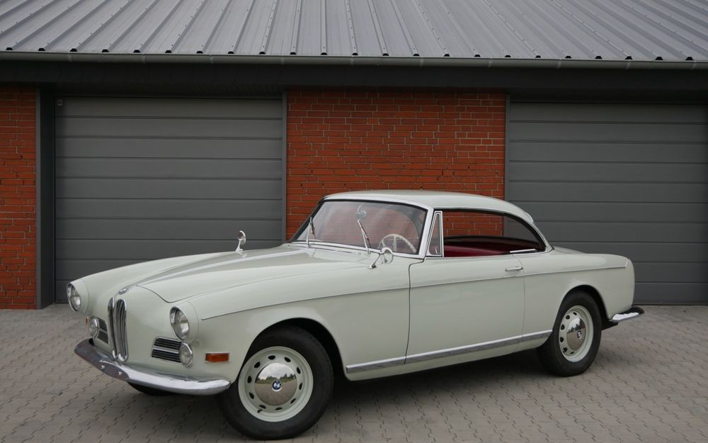 1956 BMW 503 - Vintage car for sale
