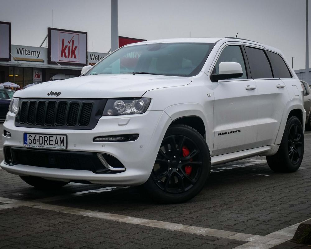 Jeep Grand Cherokee SRT-8 2012 Limited Edition - 24 November 2019 ...