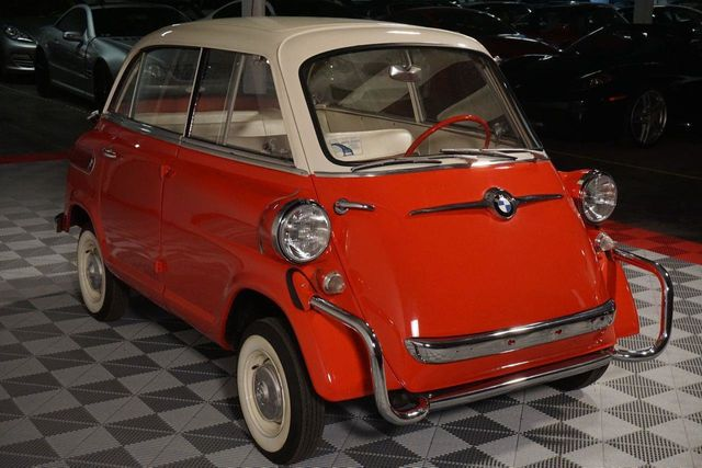1959 Used BMW Isetta 600 Microcar at Kip Sheward Motorsports ...