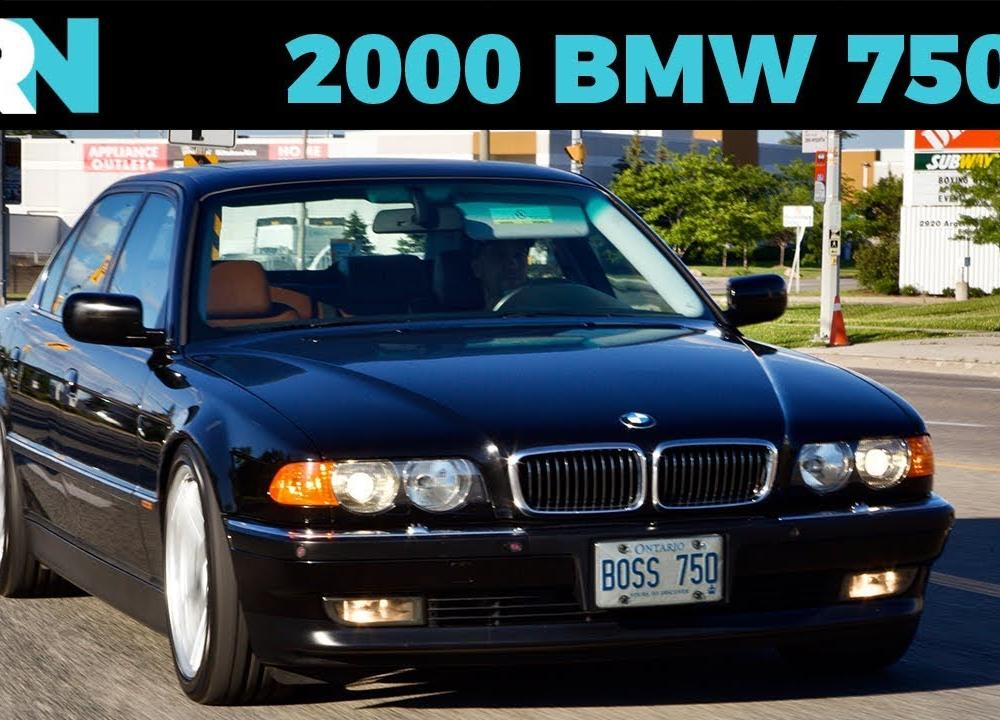 V12 Ultimate Driving Machine | 2000 BMW 750iL Review - YouTube