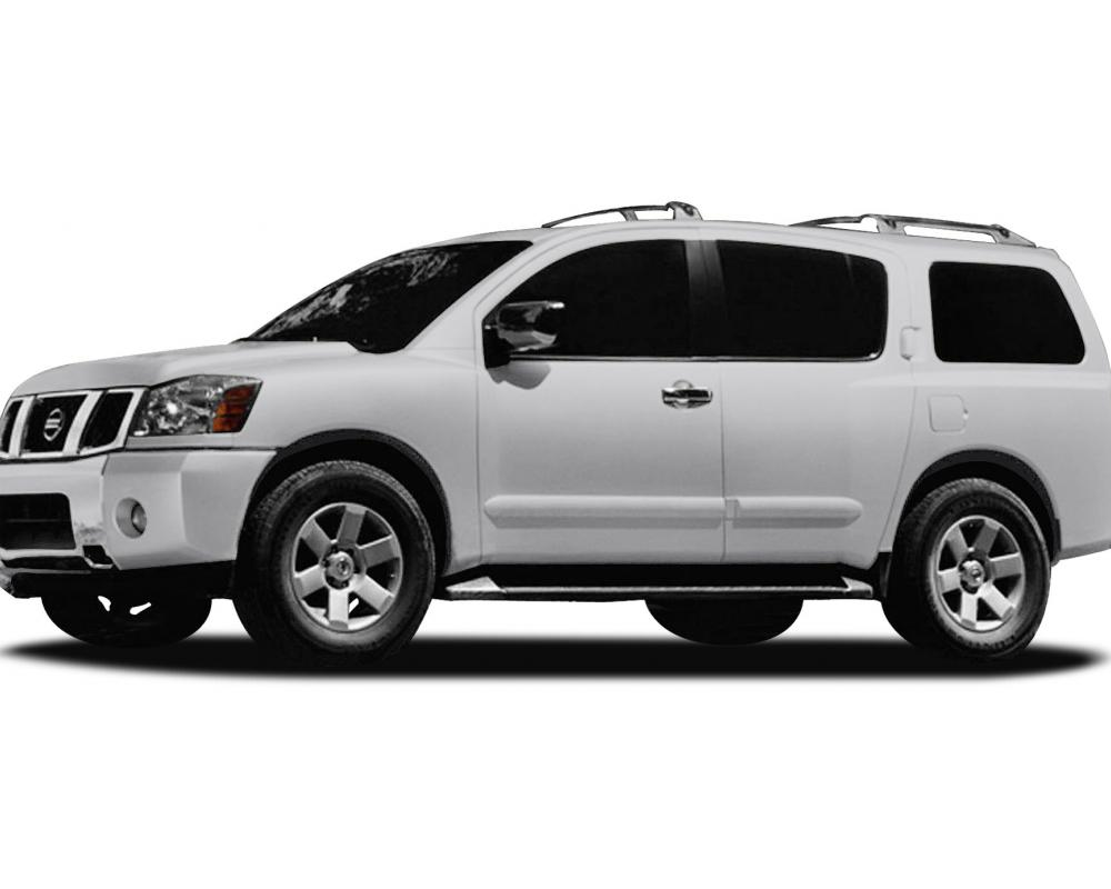 2007 Nissan Armada LE 4dr 4x4 Specs and Prices