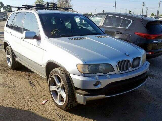 5UXFB93513LN80487 2003 BMW X5 4.6IS - View history and price at ...