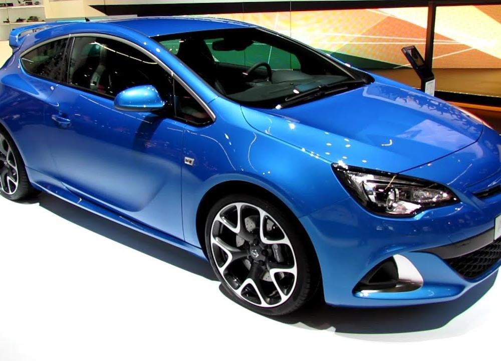 2014 Opel Astra OPC - Exterior and Interior Wolkaround - 2013 ...