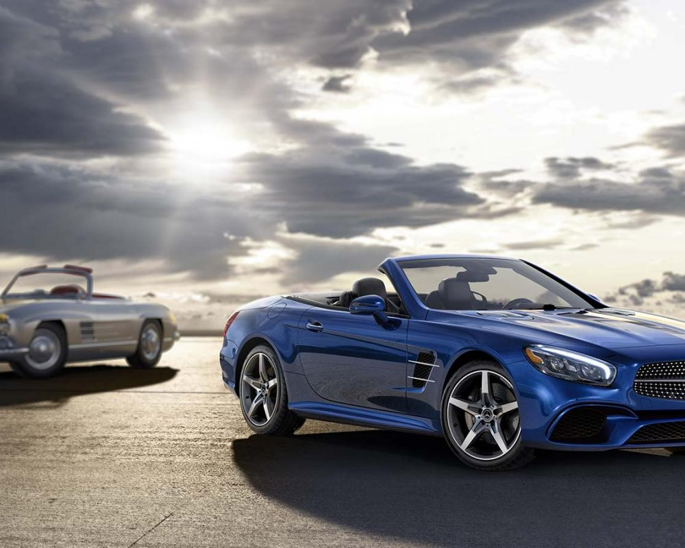 SL Luxury Roadster | Mercedes-Benz