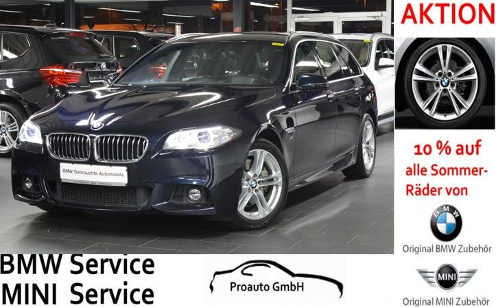 BMW 535d Touring Sport-Aut. M-SPORTPAKET/HEAD-UP used buy in ...