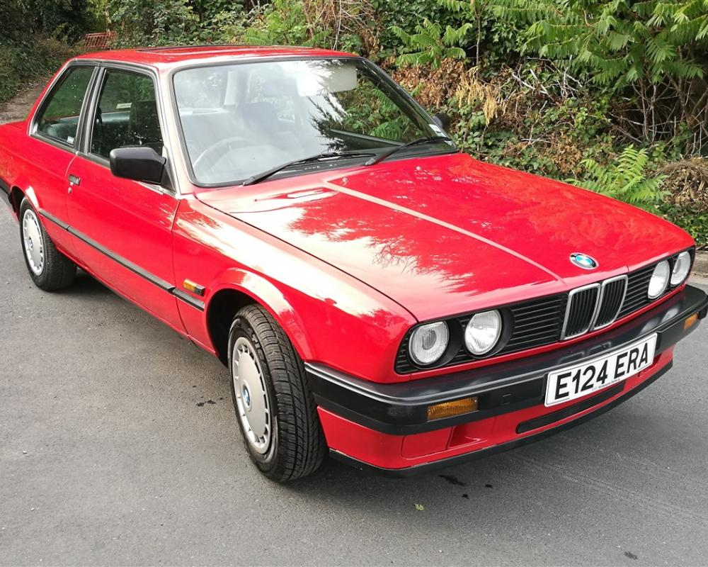 Annual Christmas Classic: 11 Dec 2018 - 1988 BMW 316 Coupe