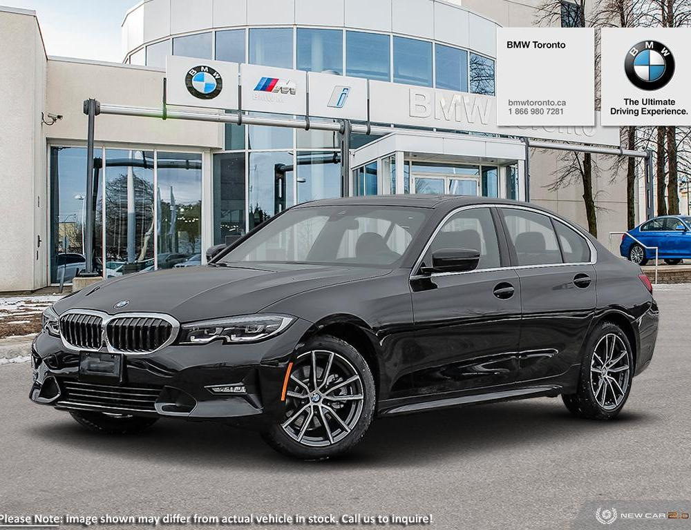 New 2020 BMW 330i xDrive Sedan (5R79) 4-Door Sedan in Toronto ...