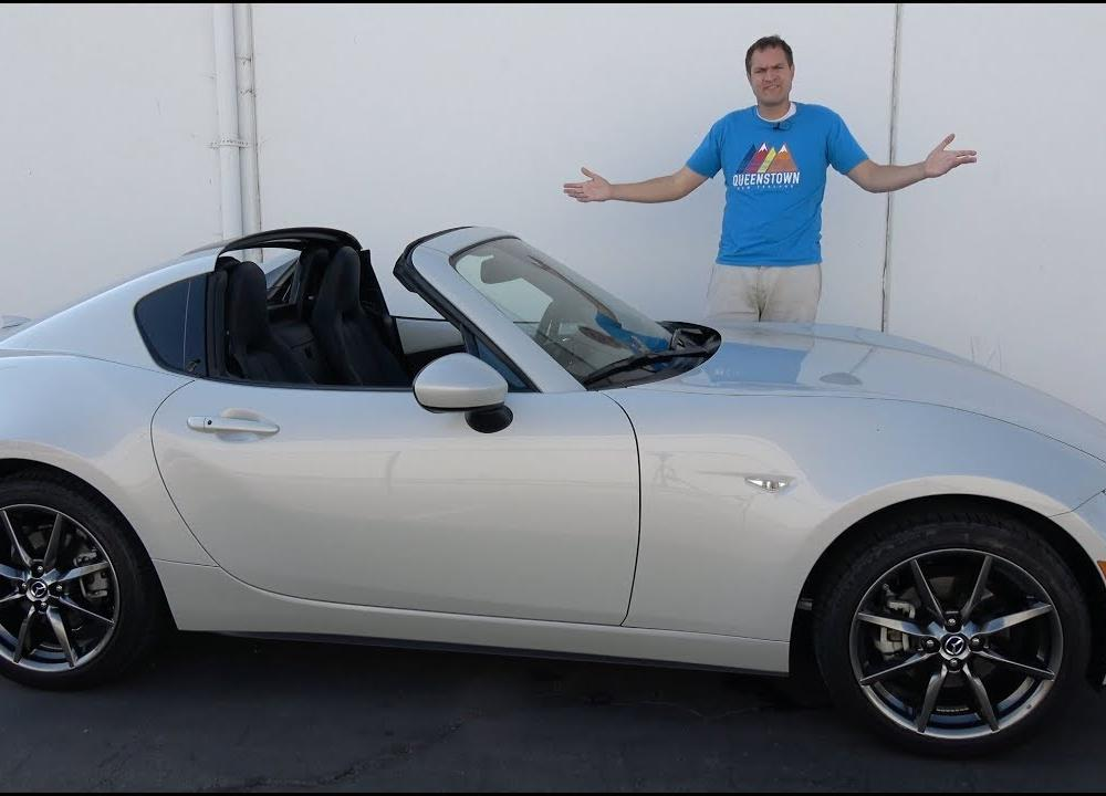 Here's Why the 2019 Mazda MX-5 Miata Is the Best Miata Yet - YouTube