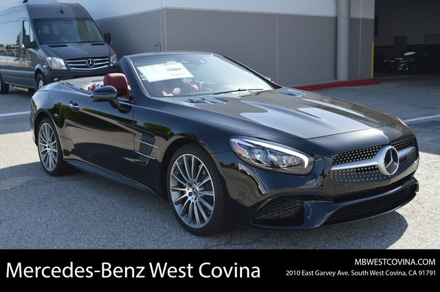 New 2019 Mercedes-Benz SL-Class SL 450 2D Convertible in Escondido ...
