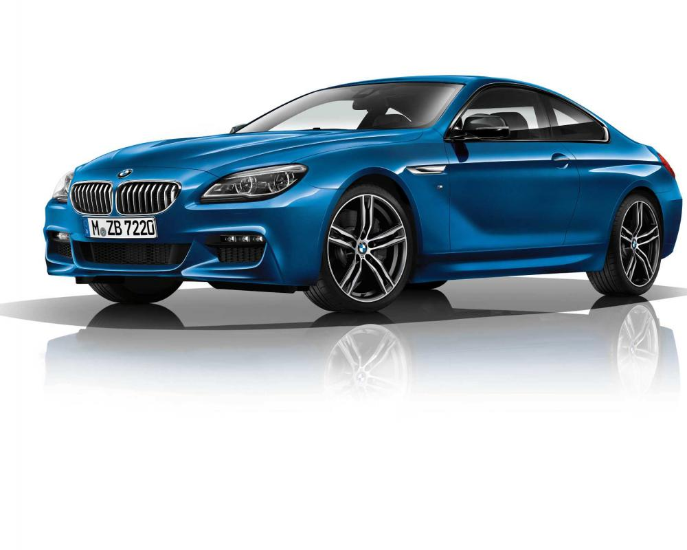 Exclusive dynamic performance: the M Sport Limited Edition of the ...