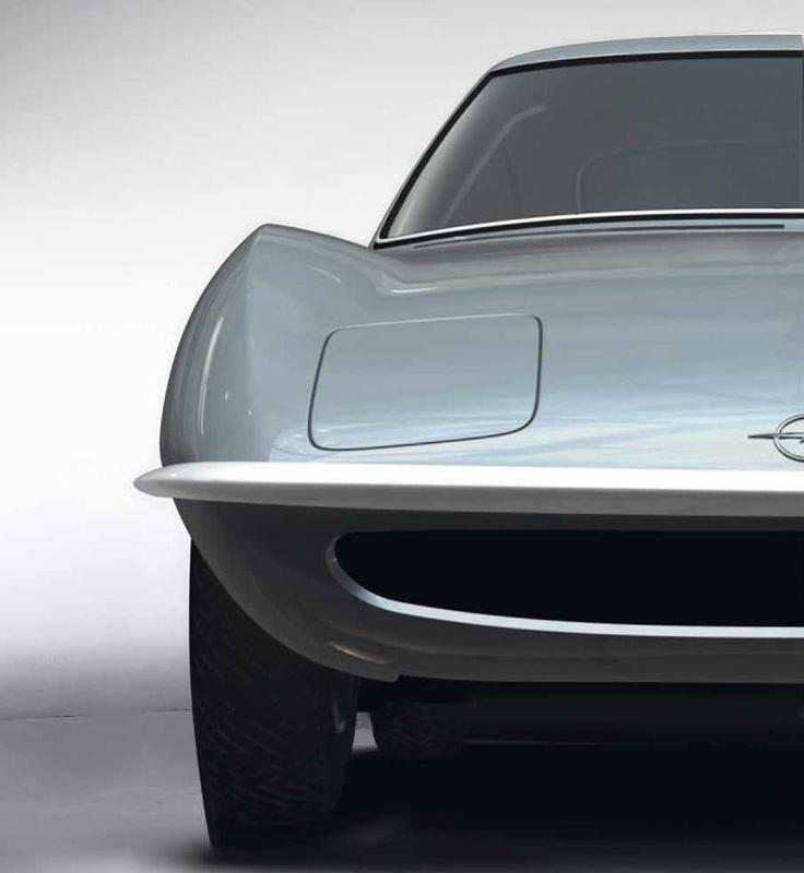 1965: The Experimental #GT Designed by Erhard #Schnell. One of ...