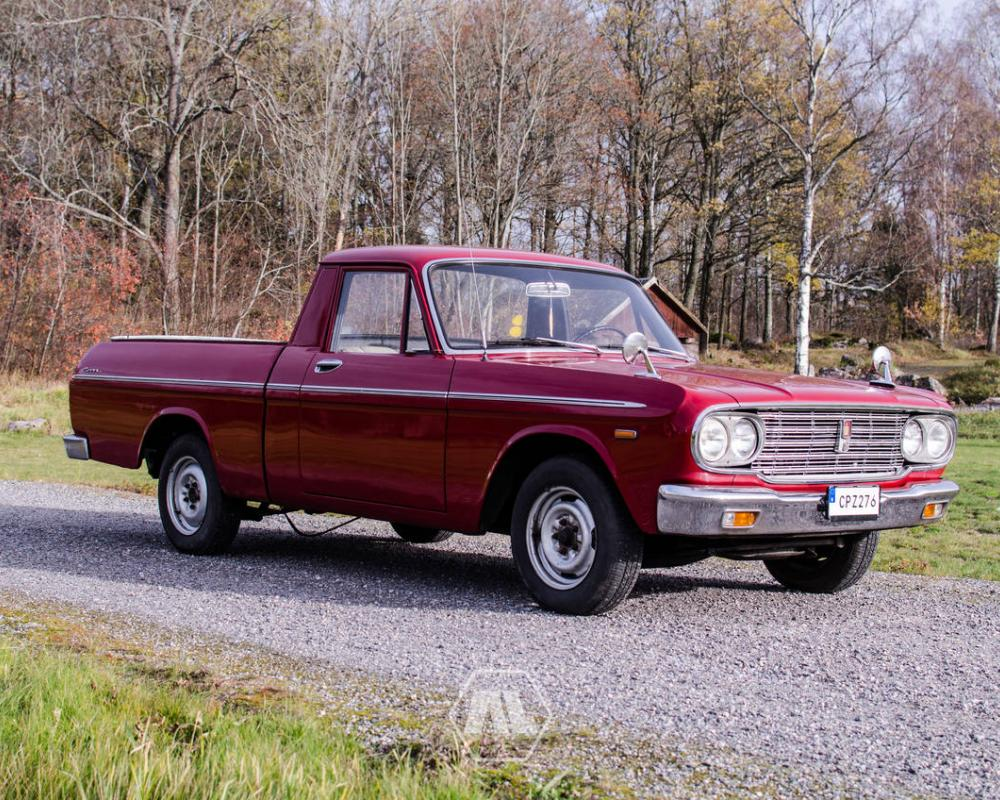 Toyota CROWN Pickup (1967) | Garaget