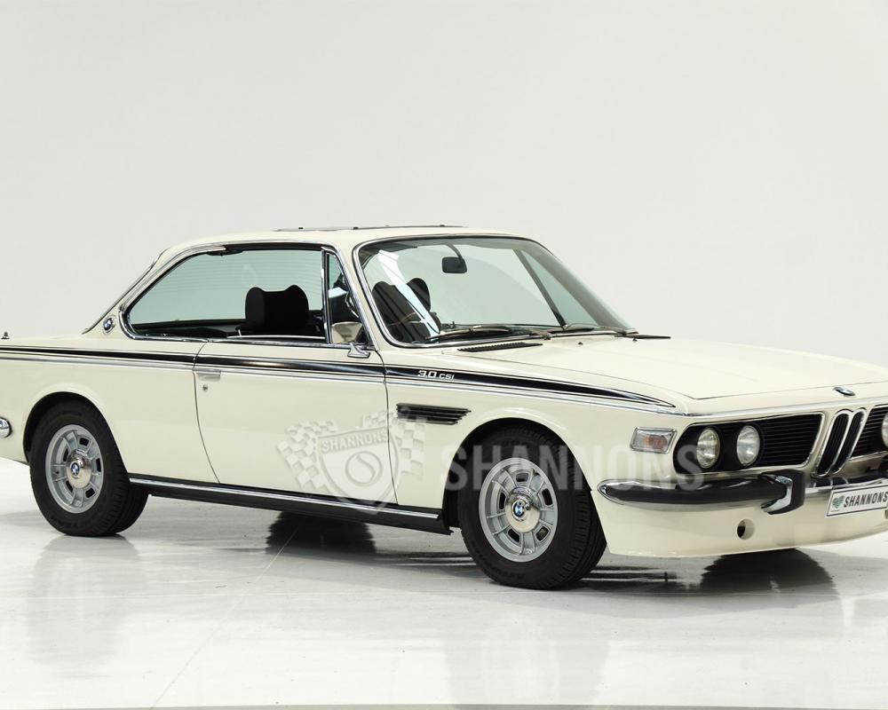 Sold: BMW 3.0 CSi Coupe Auctions - Lot 42 - Shannons