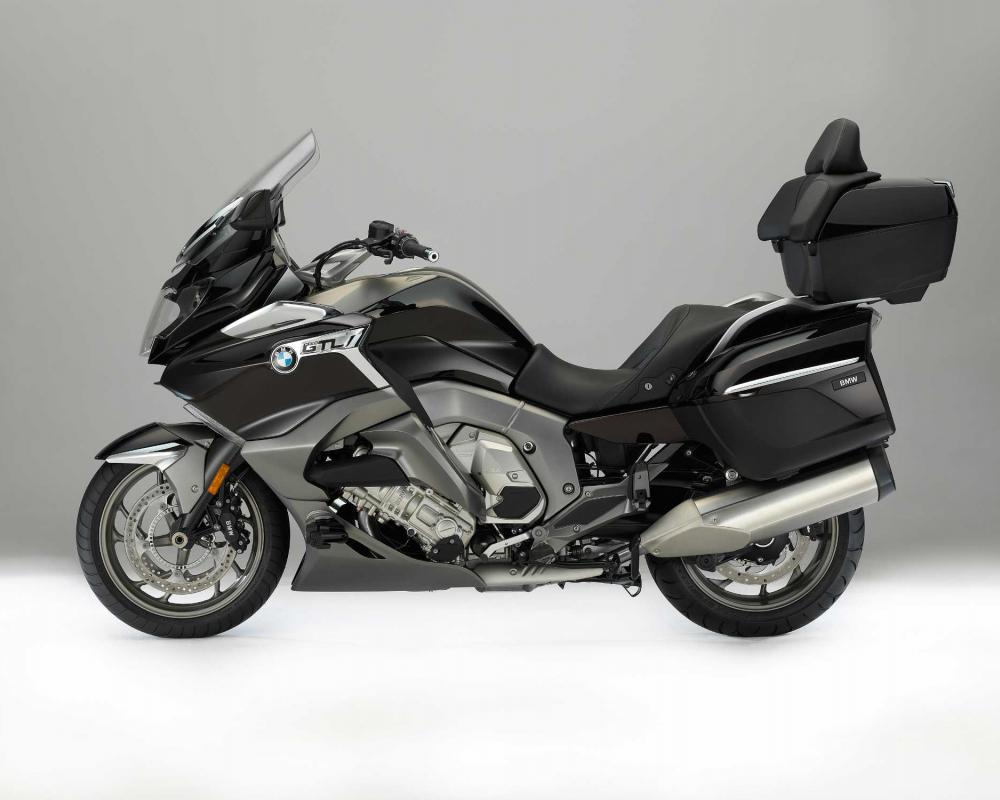 BMW Motorrad presents the new BMW K 1600 GTL. The luxurious ...