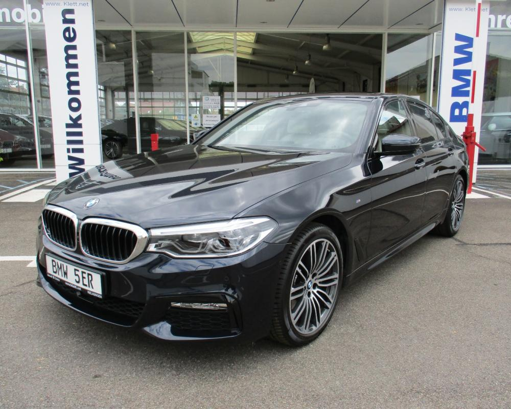 BMW 530 i xDrive M-Sport used buy in Rielasingen-Worblingen Price ...