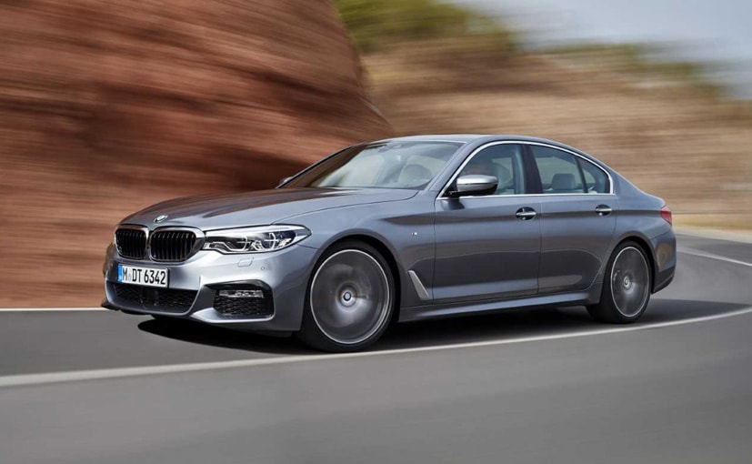 BMW 530i M Sport Launched In India; Priced At Rs. 59.20 Lakh ...