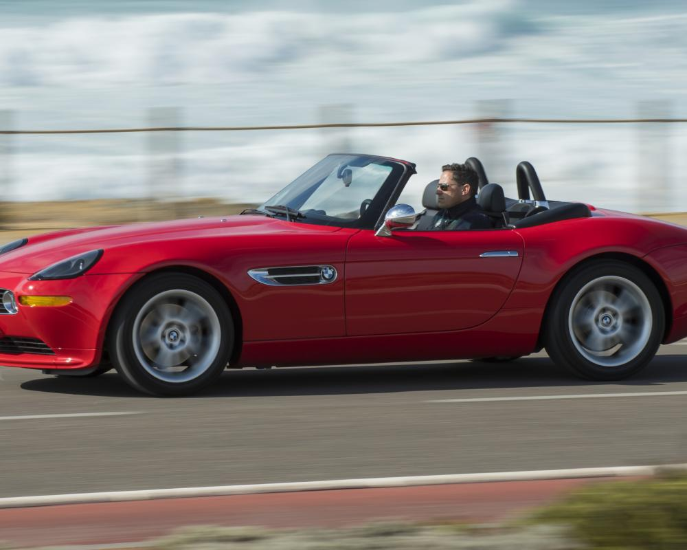BMW Z8 review: the coolest BMW Z car ever? | Top Gear