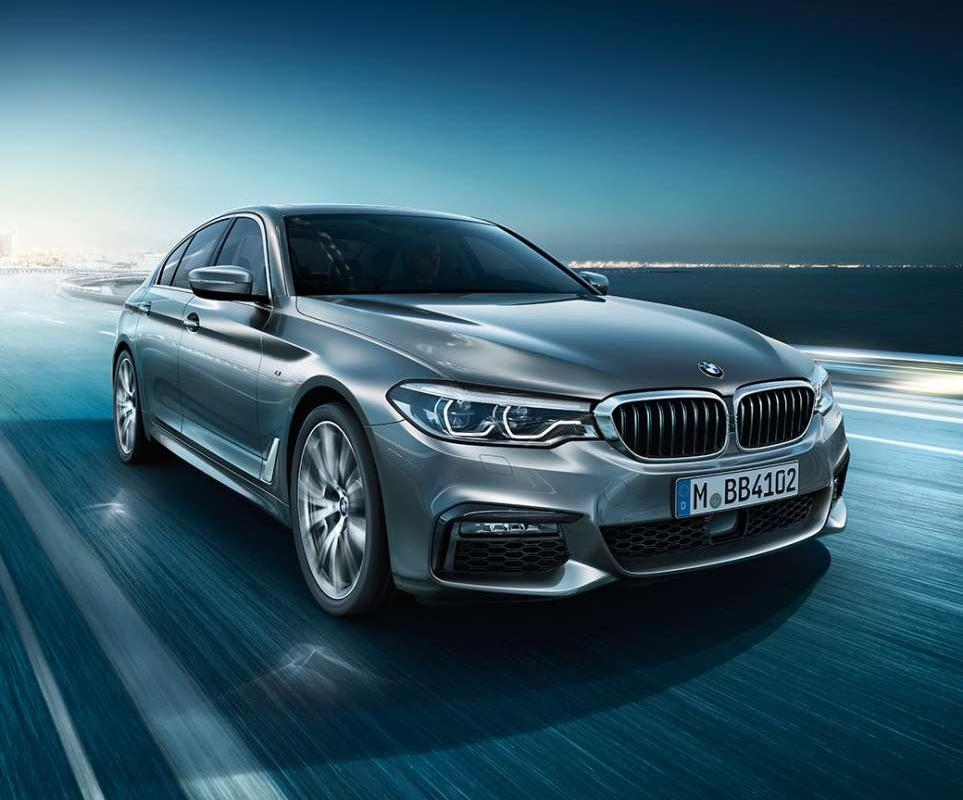 BMW 5 Series Sedan: Discover Highlights | BMW.ly