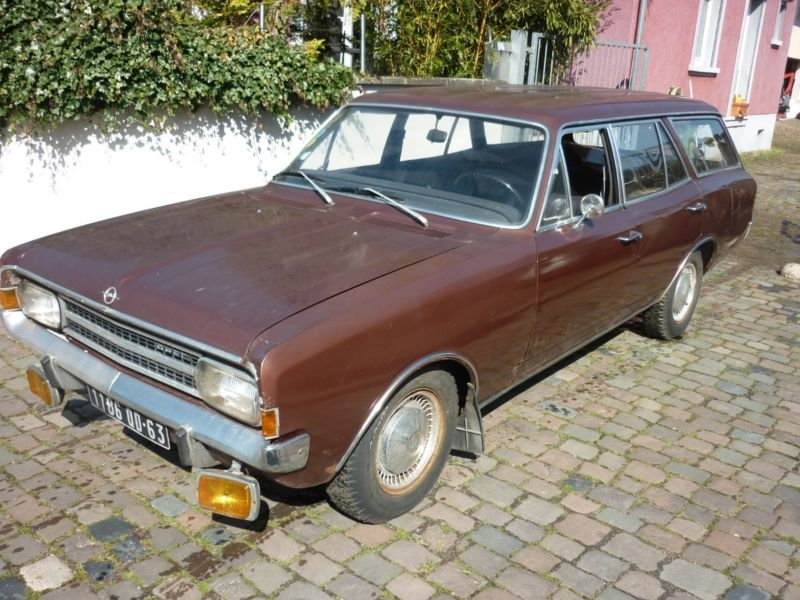 1970 Opel Rekord is listed For sale on ClassicDigest in Bahnhofstr ...