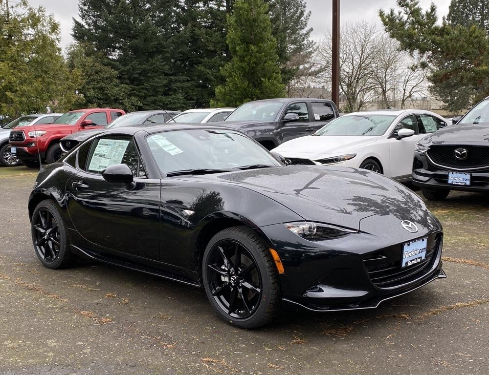 New 2020 Mazda Miata RF Club 2D Convertible in Portland #M0720003 ...