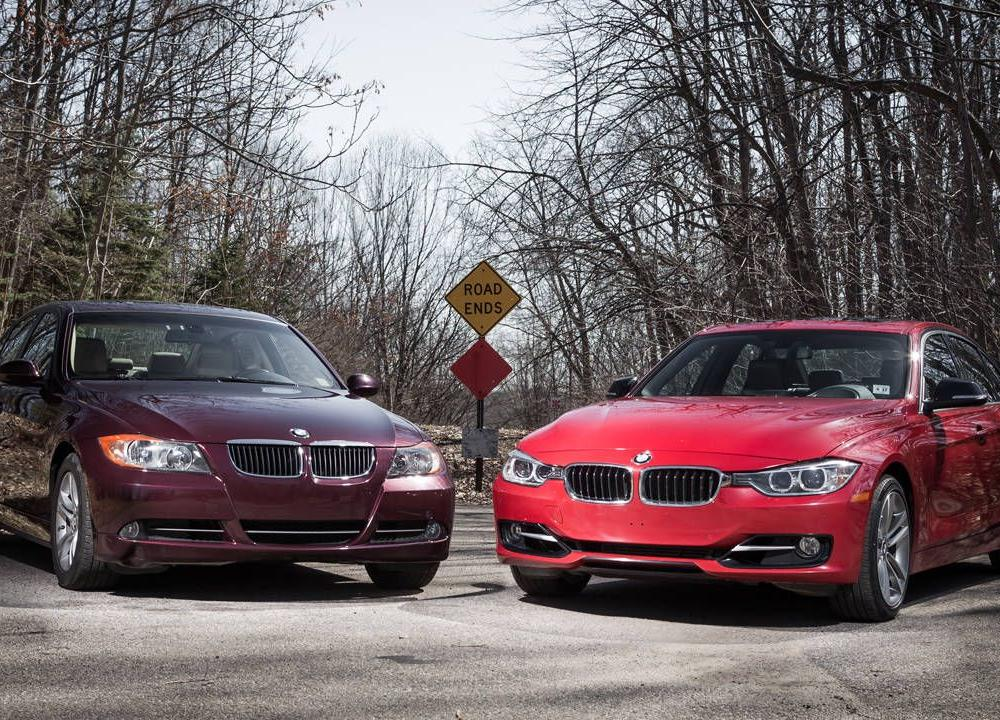 New BMW 3-series Comparison - BMW 328i vs. BMW 328i