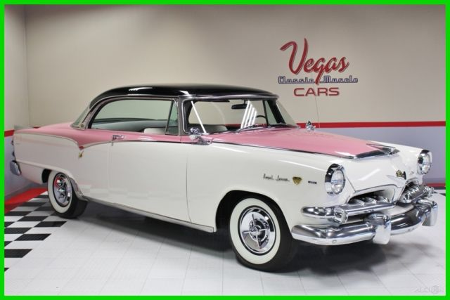 1955 Dodge Royal Lancer Custom Original 270 Hemi!