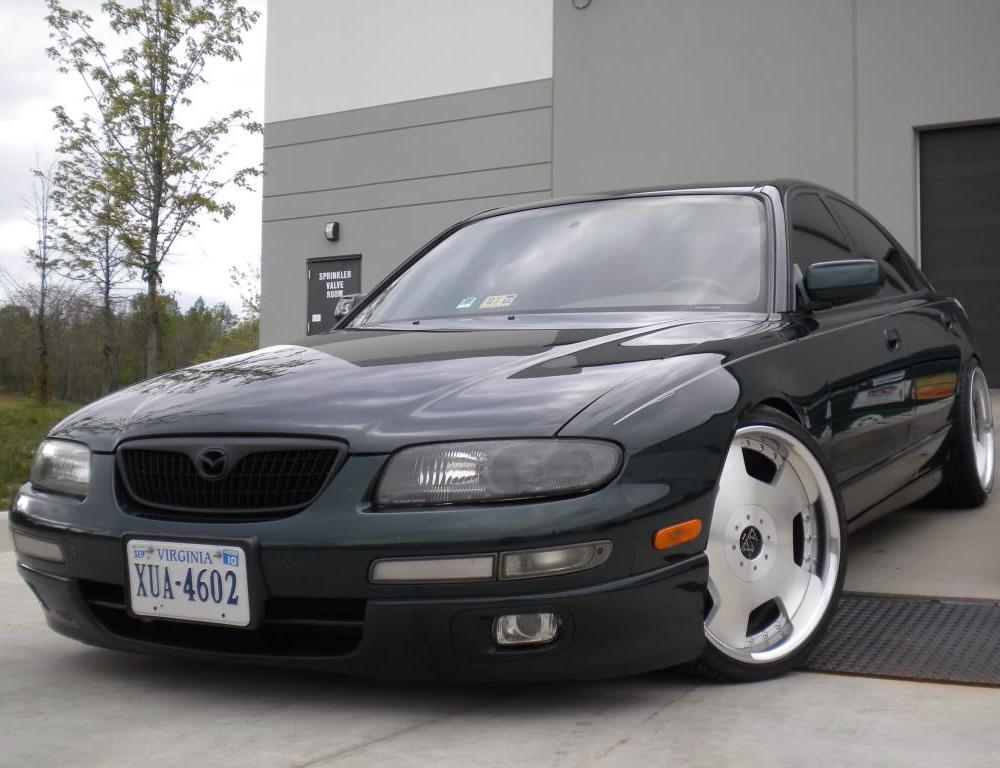 Mazda millenia | Tuner cars, Mazda, Modified cars