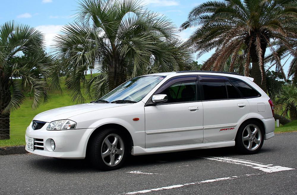 mazda familia sport 20 Photo 69630. Complete collection of photos ...
