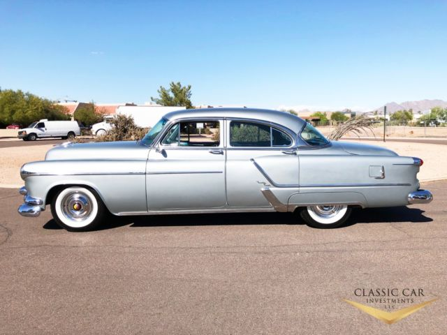 1953 Oldsmobile 98 4dr Sedan - Full Custom w/Stock Look - 455ci ...