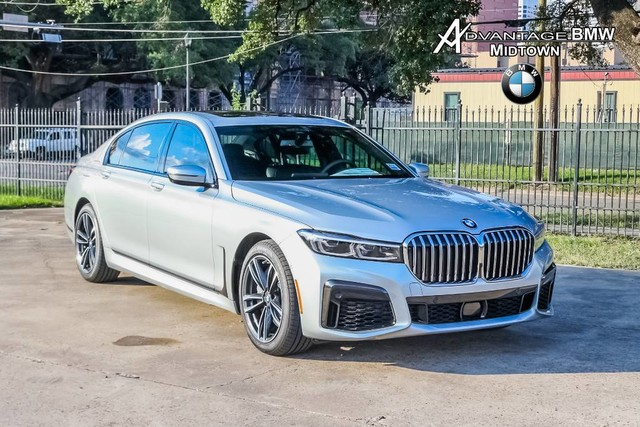 New 2020 BMW 7 Series 750i xDrive 4dr Car in Houston #LGM27380 ...