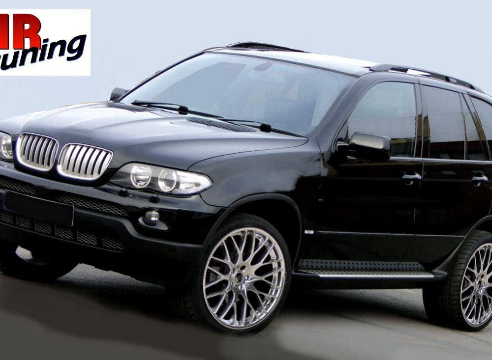 AHR Tuning -BMW X5 46is E53 Chiptuning Tuning