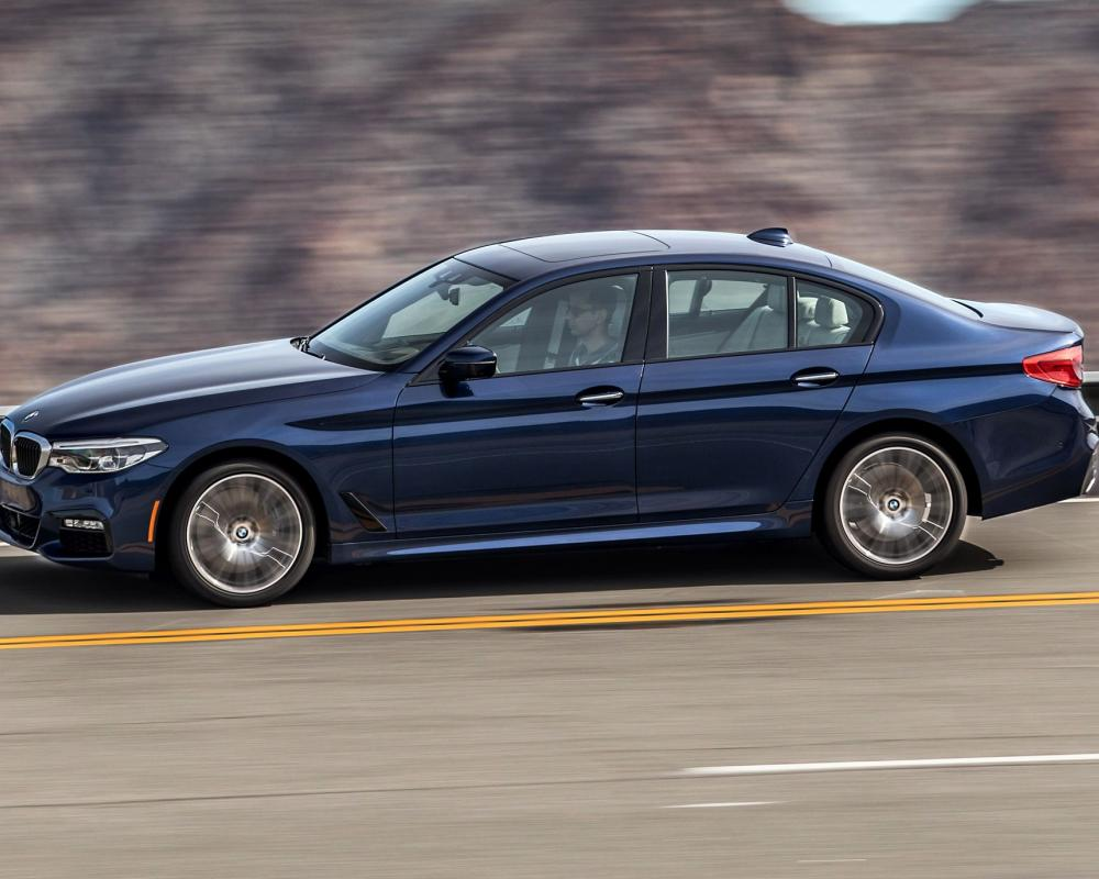 2017 BMW 540i Test | Review | Car and Driver