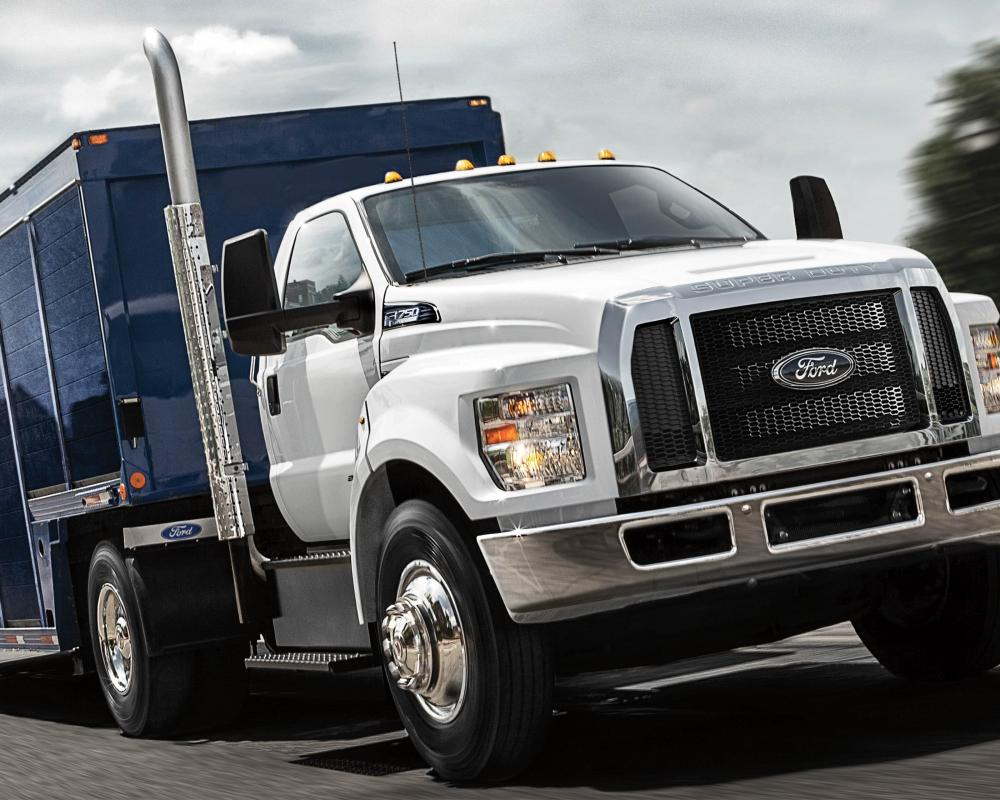 New Ford F-750 Lease Offers For Sale – Christianburg VA