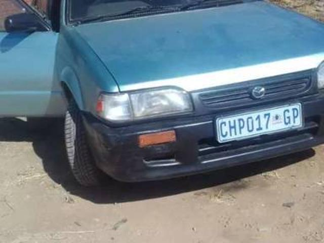 Mazda 323 in West Rand - used mazda 323 1986 west rand - Mitula Cars