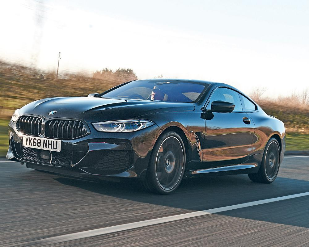 BMW 8 Series review | Auto Express