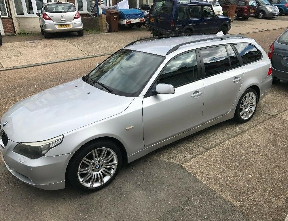 BMW 525i E61 Estate Touring (not e60) | in Rochester, Kent | Gumtree