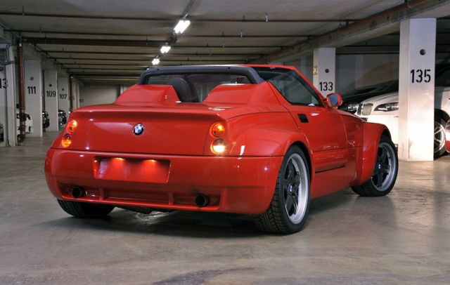 Unknown Concept Cars #1: The 1990 BMW Ur-Roadster