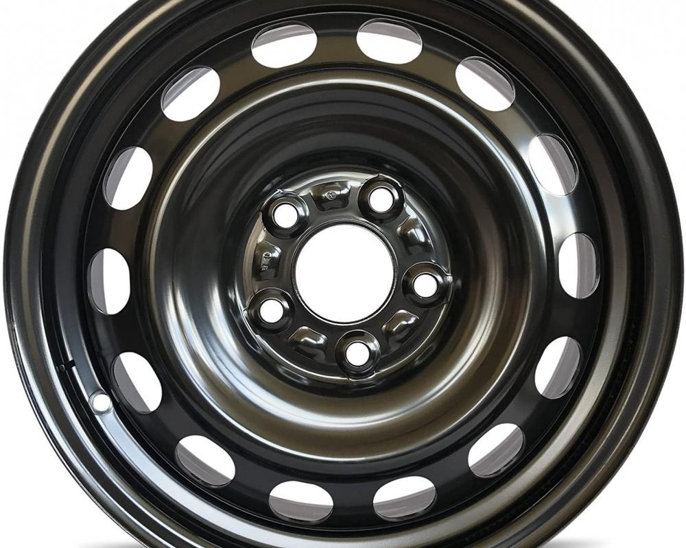 Road Ready Car Wheel For 2010-2013 Mazda 3 16 Inch 5 Lug Black ...