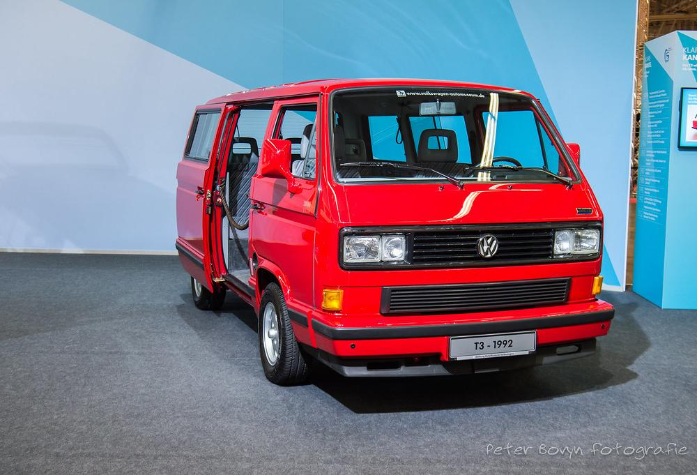Volkswagen T3 Multivan Limited Last Edition - 1992 | Flickr